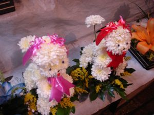 Poodle_flowers
